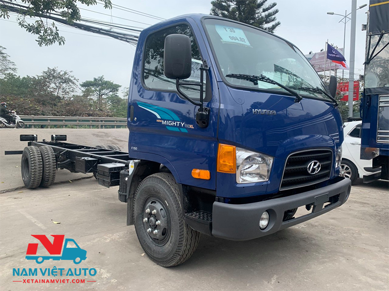 Hyundai Mighty 110XL sắt xi